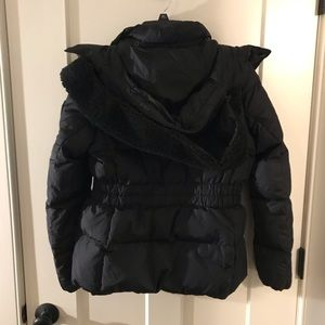 Coach Icon Down Puffer Jacket